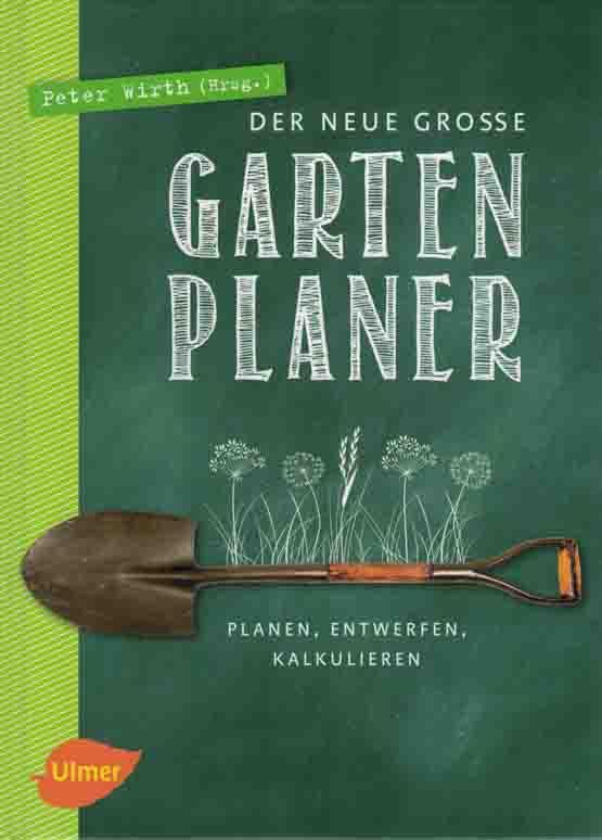 Der große Gartenplaner vorne